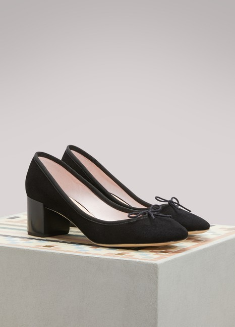 Repetto Farah heeled ballet pumps dIIMIkmfk