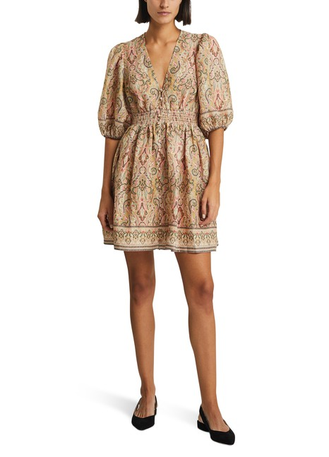 ZIMMERMANN Short Freja dress