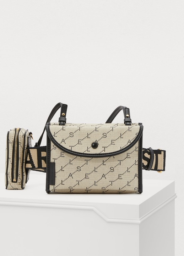 STELLA MC CARTNEYMonogram belt bag