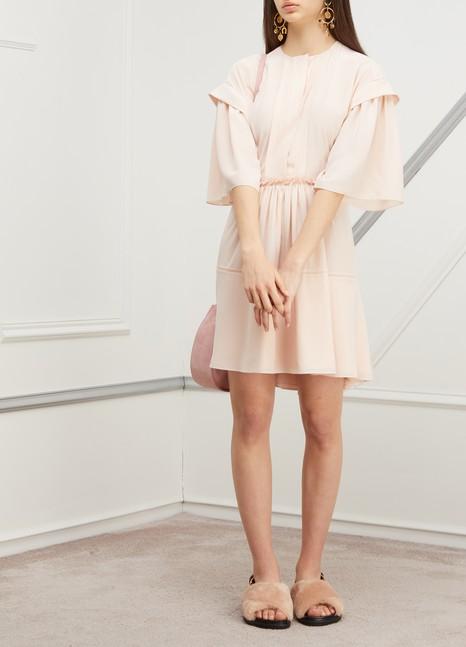 CHLOEShort silk dress