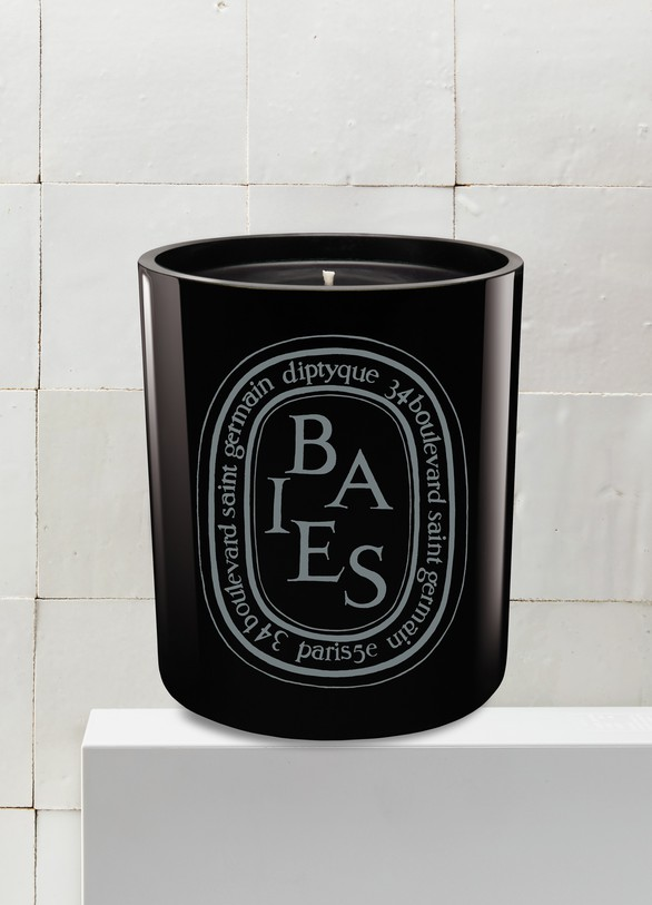 DiptyqueBaies scented black candle 300 g