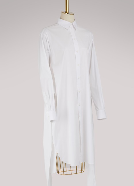 GivenchyRobe chemise en coton