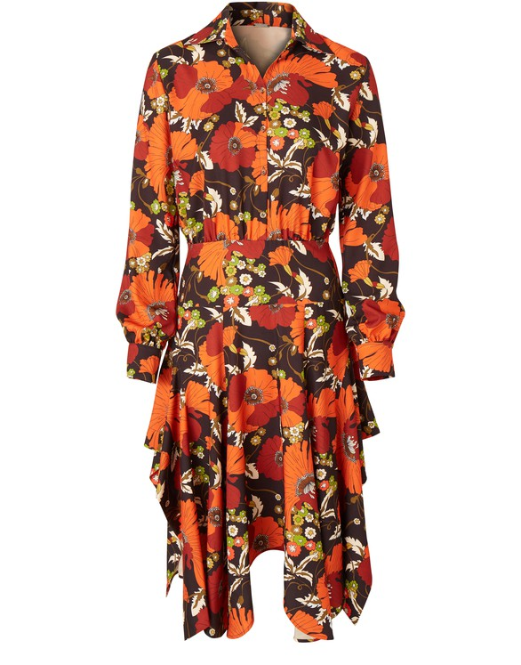 DODO BAR ORNatasha printed skirt