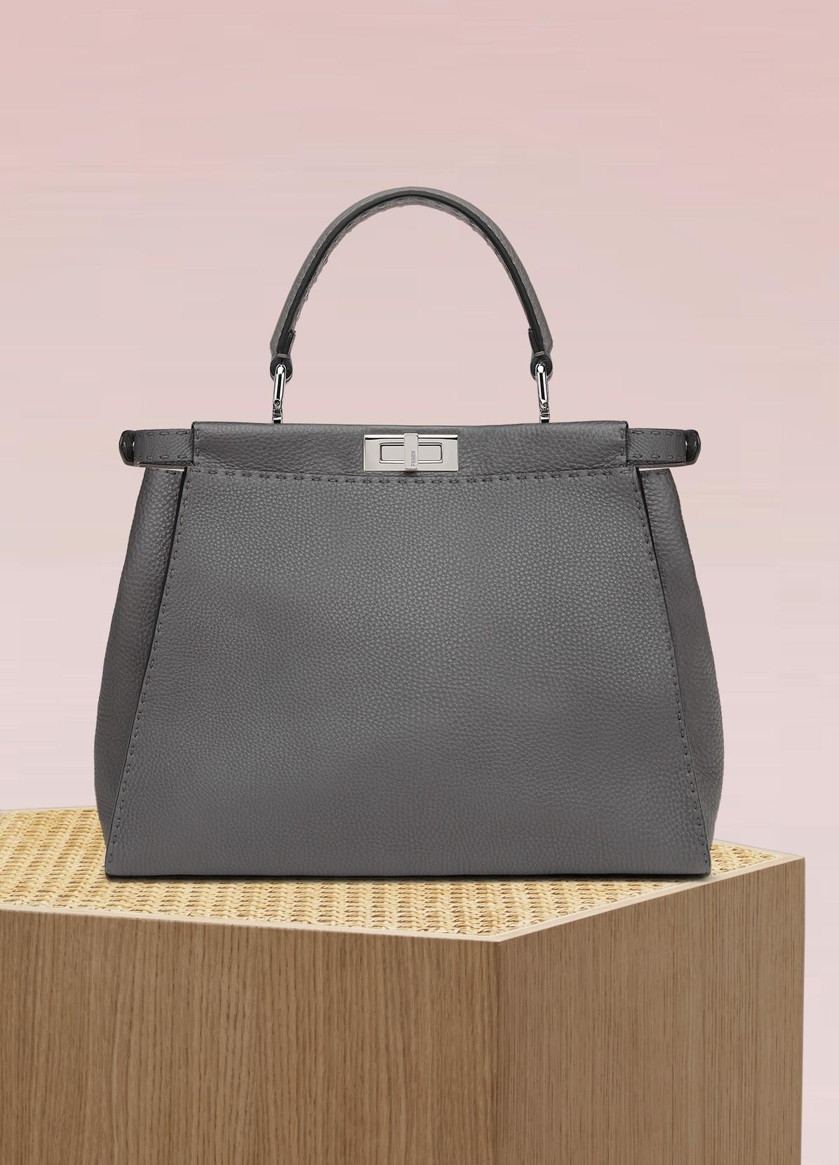 ... FENDI Selleria Peekaboo handbag ... f845b96a6a