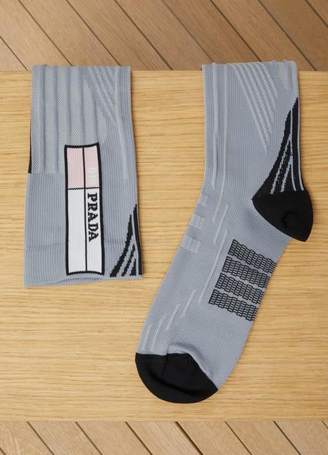 PradaNylon-tech socks