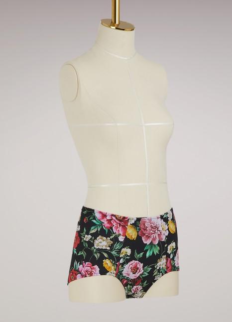 Dolce & Gabbana Bas de maillot fleurs Images De Vente IXgqb