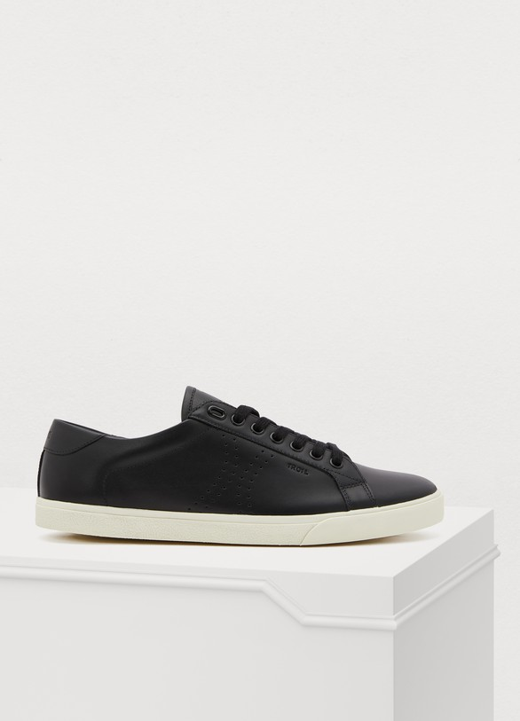 CelineTriomphe lace-up sneakers