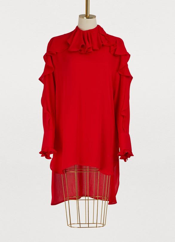 ValentinoLong sleeved dress