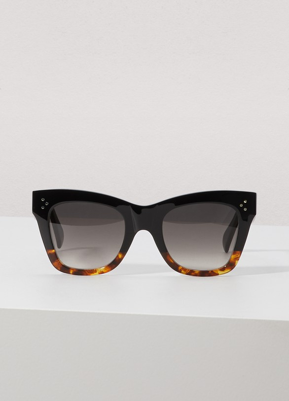 3e17f1d8eab Celine. Celine Cat eye acetate sunglasses
