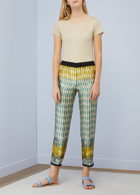 Forte_Forte Silk pants