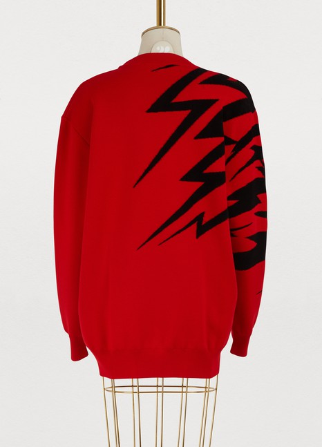 692fa8bb9dae8 Oversize Givenchy Pullover Panthère Pullover Givenchy Givenchy Panthère  Oversize Oversize Givenchy Panthère Oversize Pullover Pullover rqr76Eaw