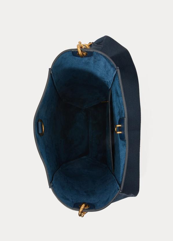 c4af982deb0e Celine Sangle Small Bucket bag in soft grained calfskin ...