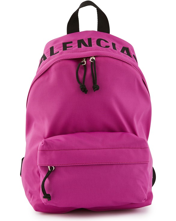 BALENCIAGA Wheel S backpack