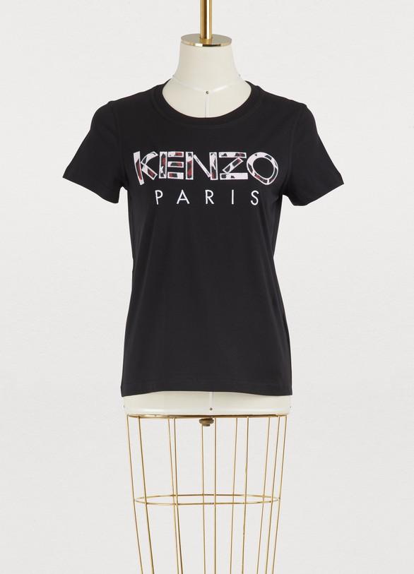 6c46831fab Cotton Kenzo Paris T-shirt | Kenzo | 24 Sèvres