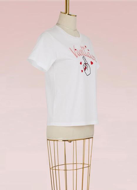 VIVETTAT-shirt Ain en coton