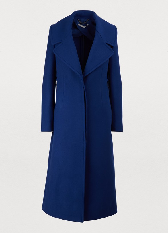 Stella McCartney Long wool coat