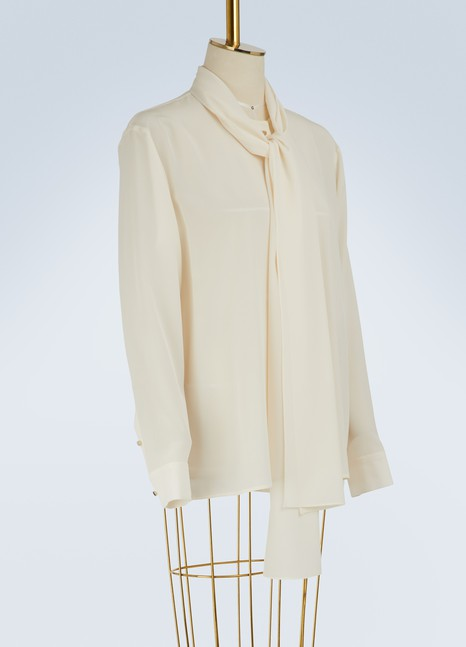 Stella McCartney Zuzanna silk shirt