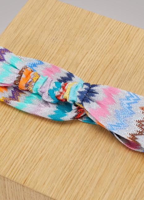 MissoniZig Zag headband