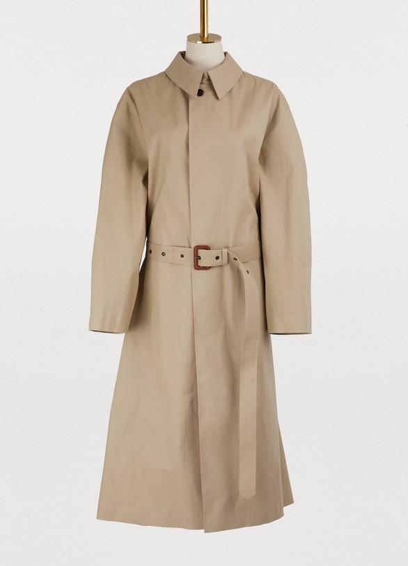 Maison MargielaClassic trench coat
