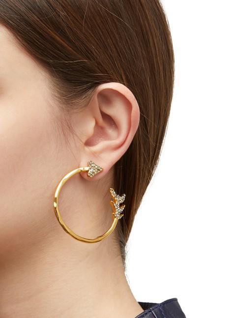 GIVENCHYHoop earrings