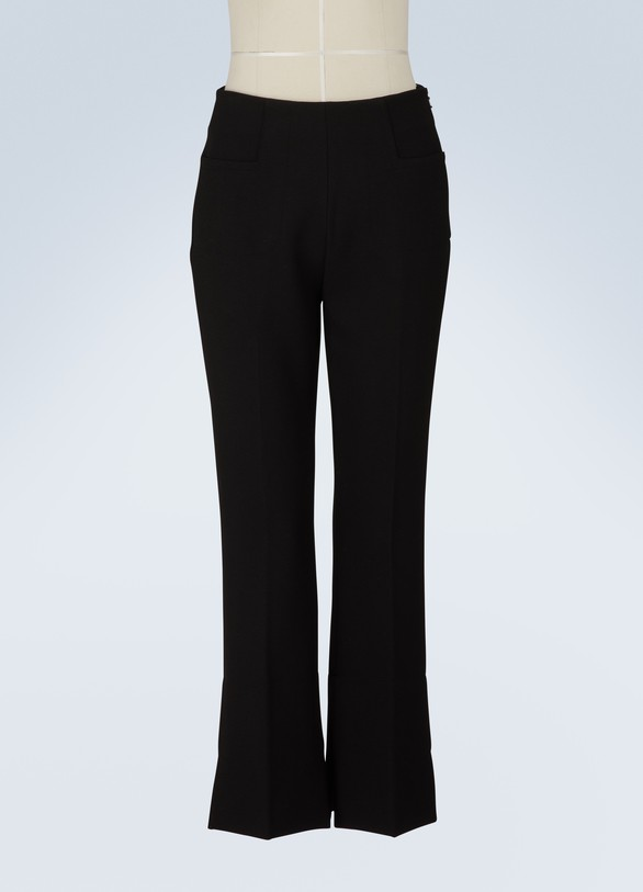 Roland Mouret Goswell flare pants