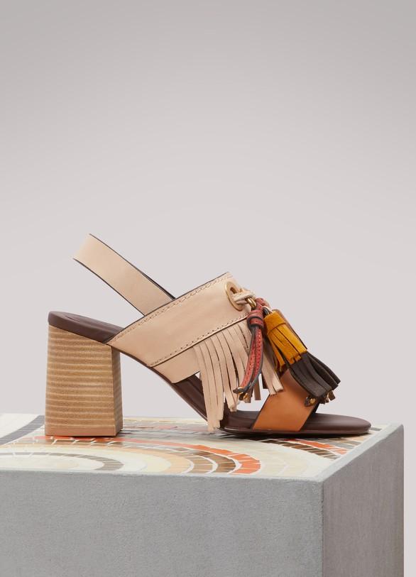 Sandales Tania à talonsSee By Chloé x8fHrKzjSs