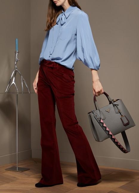 PradaTwo-Tone Handbag