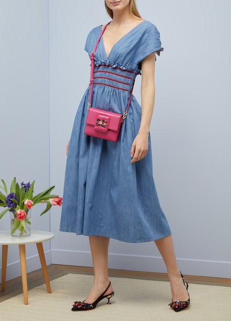 Dolce & GabbanaSac porté épaule Millenials