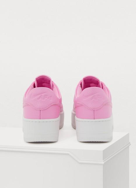 Nike AF1 Sage Low Sneakers Psychic PinkPsychic PinkWhite