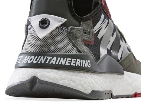 adidas Originals x White MountaineeringBaskets Nite Jogger
