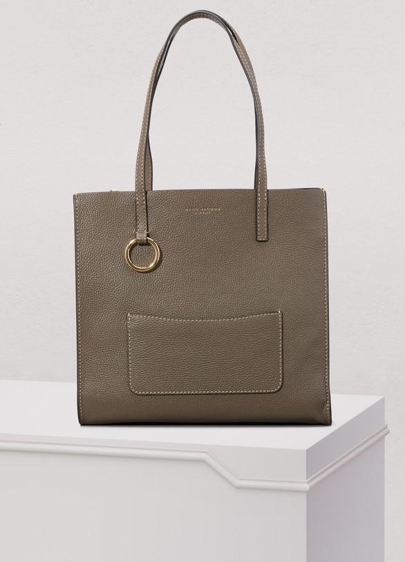 Marc JacobsSac shopping en cuir