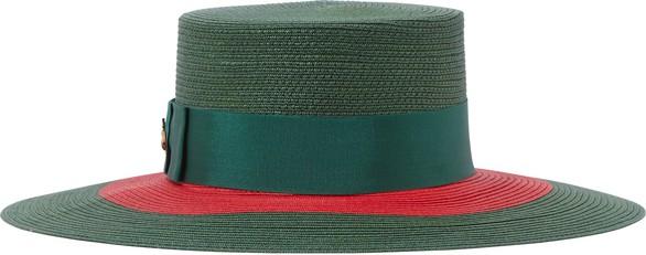 GUCCIStraw hat
