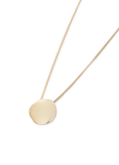 ISABEL MARANTMedallion necklace