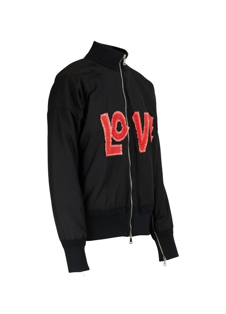 MONCLER GENIUS2 Moncler 1952 - Love bomber jacket