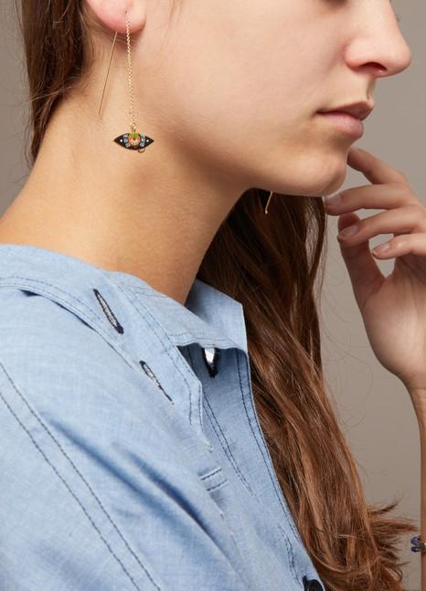 Isabel MarantAsymmetrical earrings