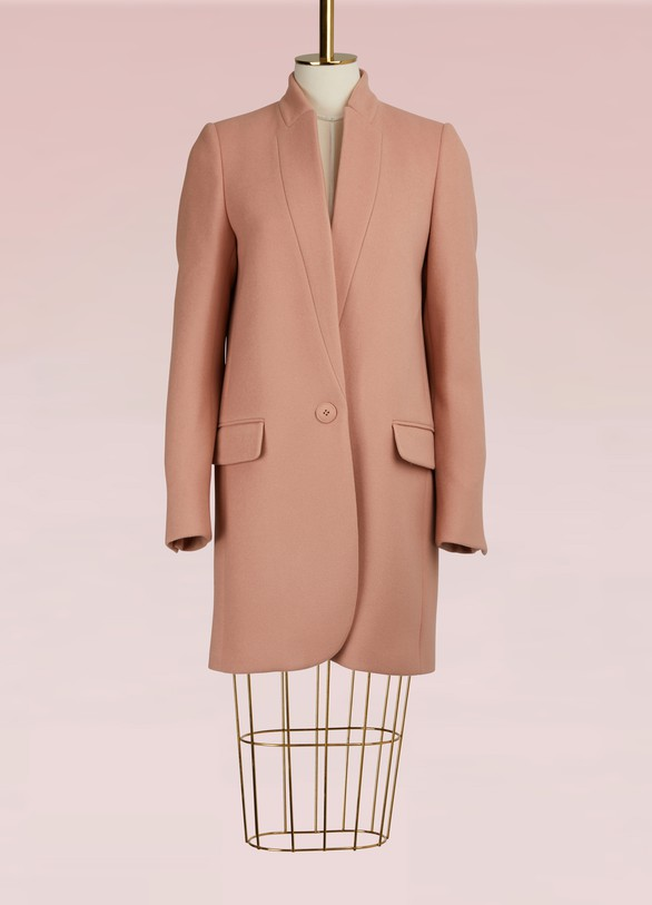Stella McCartney Bryce Wool Coat