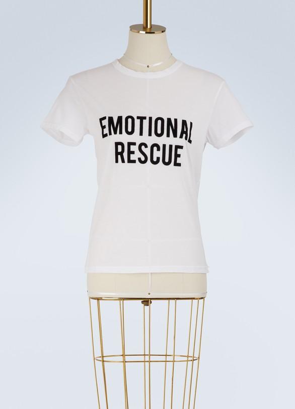 OFFICINE GENERALET-shirt Lara en coton
