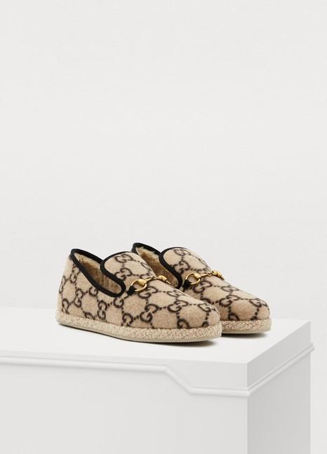 GUCCIGucci Fria loafers