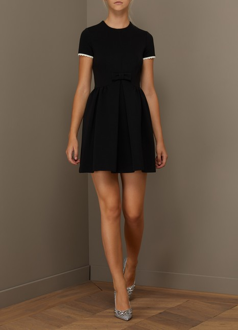 Miu Miu Canneté Short Dress