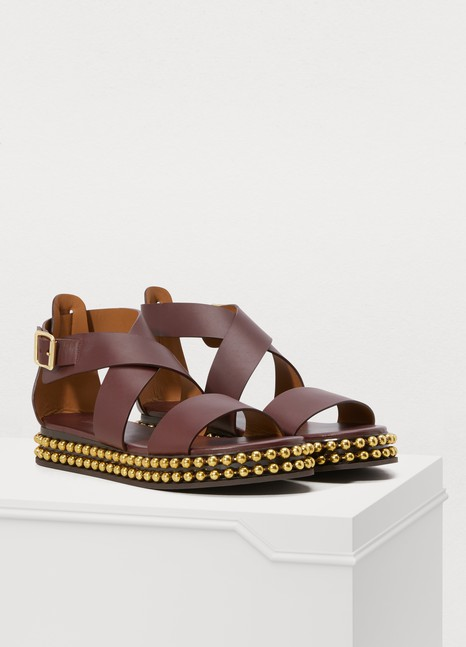 Chloé Buckle sandals