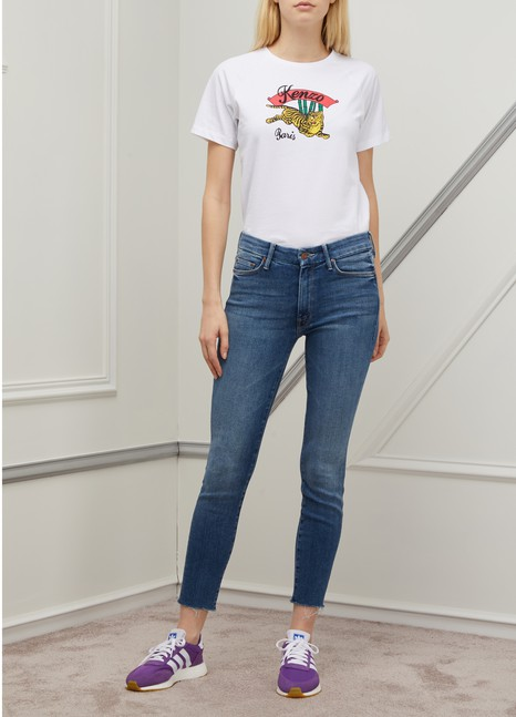 KenzoT-shirt Tigre