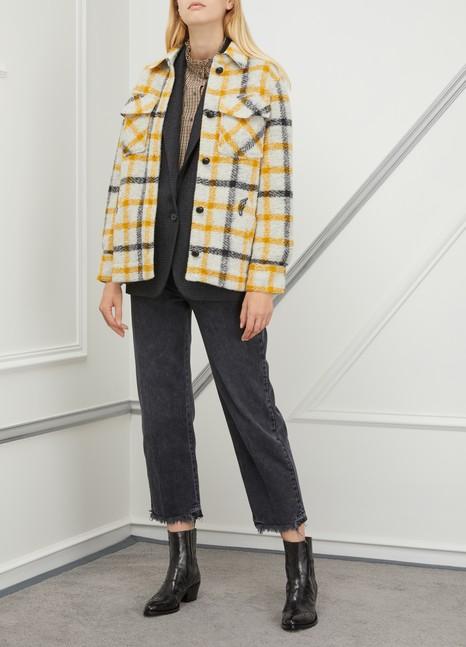 Isabel Marant EtoileGast wool jacket