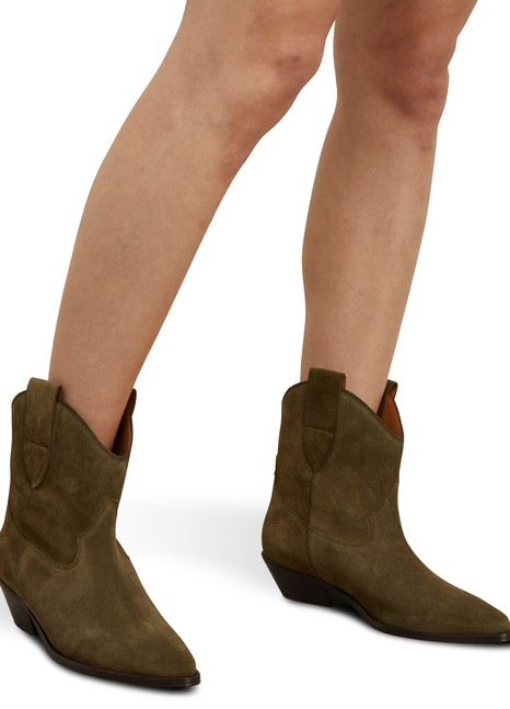 JEROME DREYFUSSSabine leather ankle boots