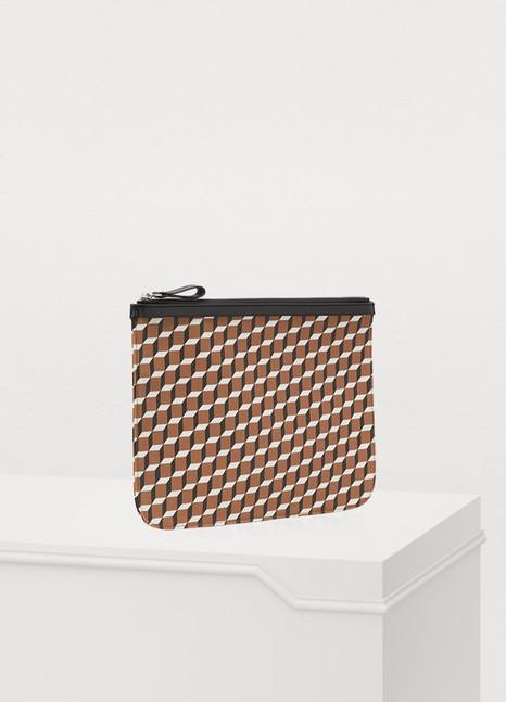 Pierre HardyCube canvas pouch