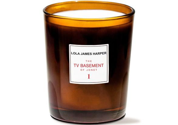 LOLA JAMES HARPERThe TV Basement of Jonet candle 190 g