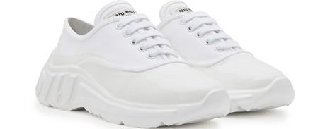 MIU MIUMiu sole sneakers