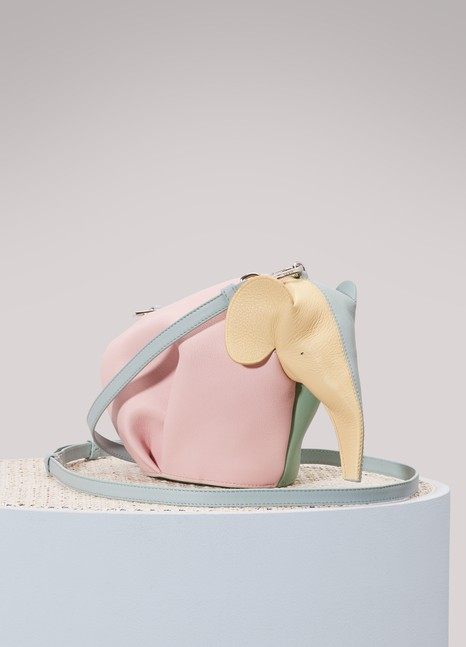 LoeweElephant mini bag