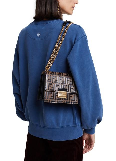 FENDIKan U small crossbody bag