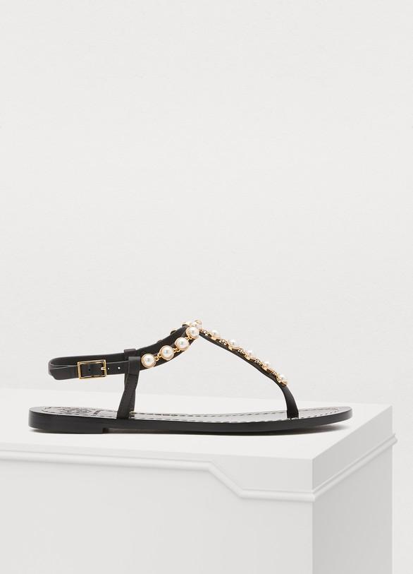 1c4151e43d5f TORY BURCH Emmy flat sandals