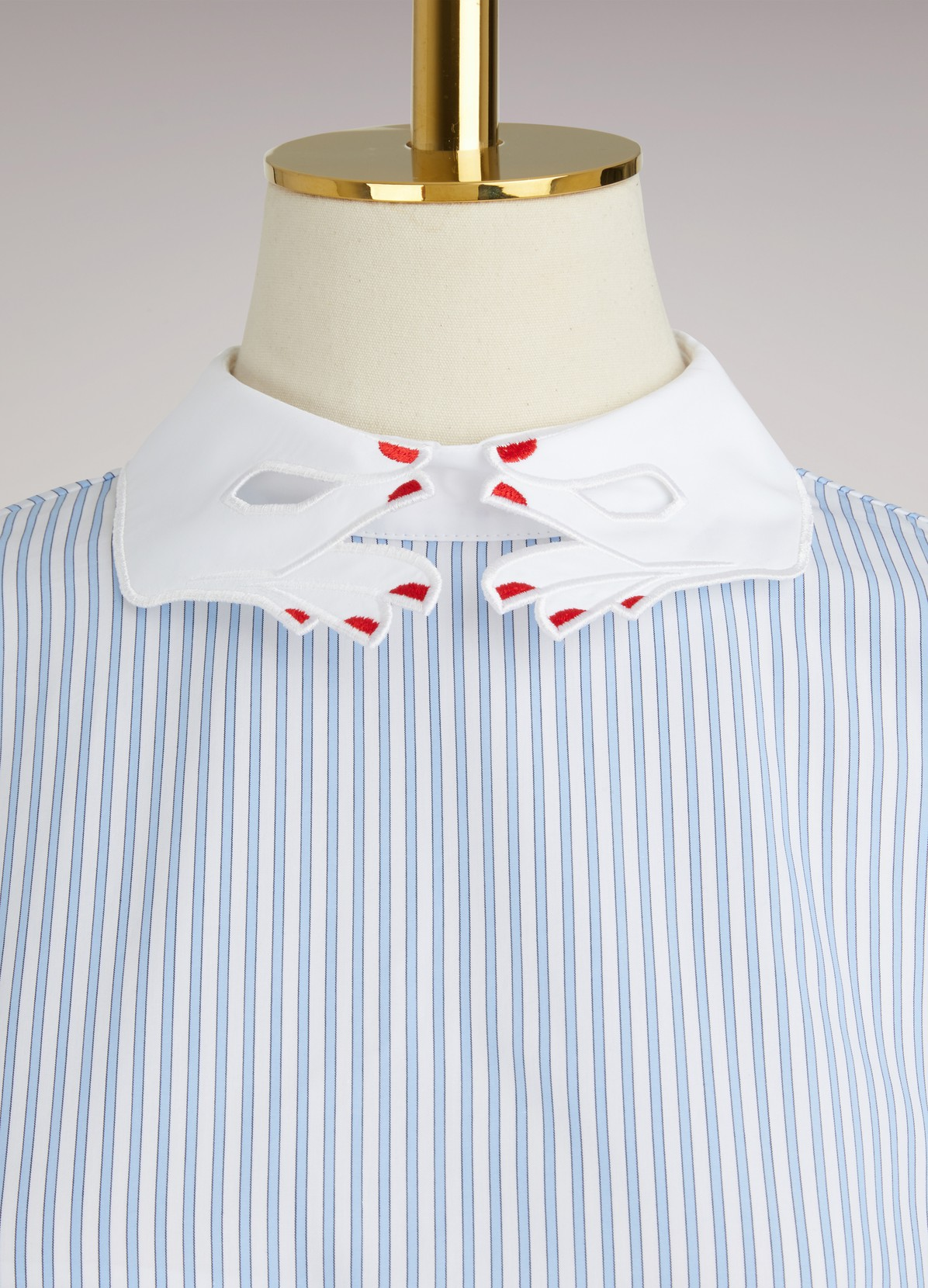 VIVETTA Striped Mogadiscio Shirt